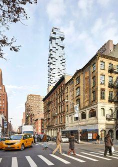 56 Leonard Street by Herzog & de Meuron