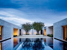 marwan al-sayed architect / stone court villa, paradise valley