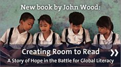 Room to Read.  #Room_to_Read  supports #literacy and #gender_equality in education.  We work in collaboration with communities & local governments across Asia & #Africa to develop literacy skills & a habit of reading among primary school children, & support girls to complete secondary school with the life skills they will need to succeed in school & beyond.  We envision a world in which all children can pursue a quality education, reach their full potential & contribute to their community