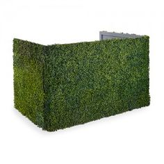 Back to DJ Booths - Hedge DJ Booth - Dimensions: 74″L x 48″W x 48″H – Product Code: DJHG