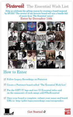 The Essential Wish List - Tell Everyone Your Essential Music Gifts Create A Board, Miles Davis, The Essential, Music Gifts, Greatest Hits, Michael Jackson, Rock And Roll, Wish, The Creator