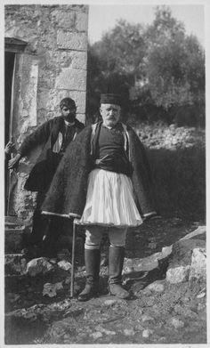 Η Πρέβεζα του 1912-13 μέσα από το φακό του Etienne Labranche. Ο Καμαρινιώτης οικοδεσπότης του Labranche.
