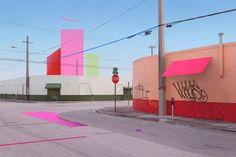 Colorful Constructed Pictures Showing the Perfect Version of Reality – Fubiz Media
