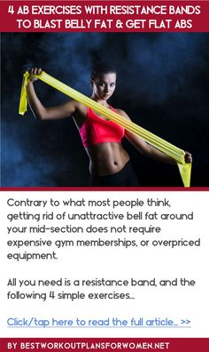 Band Workouts, Exercise Bands, At Home Workouts, Fitness Diet, Health Fitness, Fit Quotes, Spark People, Health Heal, Resistance Band Exercises