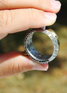 Sundial ring.