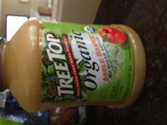 Tree Top Organic no sugar added Applesauce.  Costco $9.69 4- 47.3oz jars