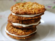 amish oatmeal cream whoopie pies | ChinDeep