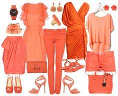 tendencia: color coral en dedaldeororopa.com