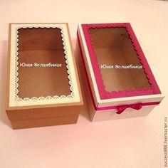 Купить Коробка для кукол и игрушек - оригинальная подарочная упаковка - оригинальная упаковка, короб, упаковка для подарка