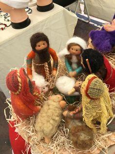 Nacimiento con pastores