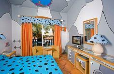 Hotel temático Los Picapiedra