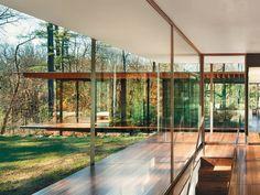 Kengo Kuma - Glass Wood House