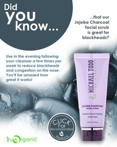 Revive and replenish your skin with active organic ingredients