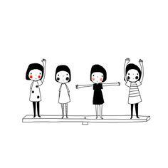 和平 / 在那些不同中找到平衡點