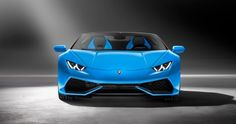 Lamborghini's Huracan Spyder launched in India for Rs 3.89 crores - Front Side #Cars