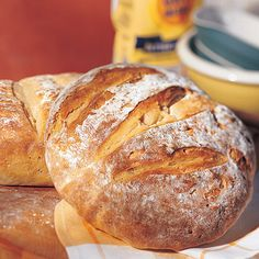 Since California's gold mining days, sourdough has been a Western staple. Microbiologist Dr. George K. York from the UC Davis, finally hit upon a truly dependable starter using yogurt.
