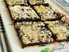 streusel Fitness cheesecake without flour and sugar TopReceptek. Desert Recipes, Banana Bread, Sweet Tooth, Cheesecake, Deserts, Food And Drink, Sweets, Sugar, Baking