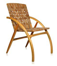 Cadeira criada em 1979 , por Carlos Motta.    www.desmobilia.com.br