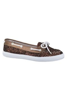 Rock Glitter Boat Shoe - maurices.com
