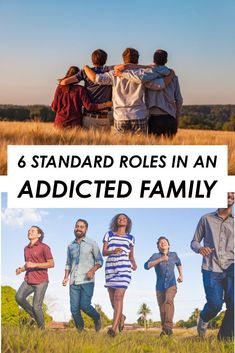 Because addictions create dysfunctional families, many households with an addicted member fall into standard dysfunctional family roles. Dysfunctional Family Roles, Addiction Recovery Quotes, Relapse Prevention, Addiction Help, Sober Life, Play Therapy, Households, Mental Health Awareness, Helping People