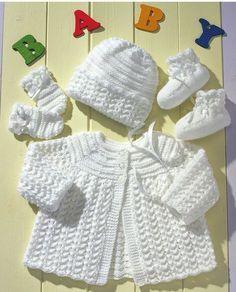 Knitting Patterns Free For Babies Free Modern Baby Knitting Patterns Crochet Free Baby Clothes Patterns Knit Baby Sweaters, Knitted Baby Clothes, Knitted Baby Hats, Knit Hats, Baby Clothes Patterns, Baby Patterns, Scarf Patterns, Baby Cardigan Knitting Pattern, Crochet Pattern