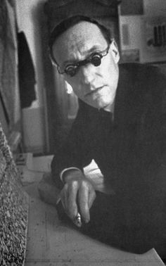 William S.Burroughs, author of Naked Lunch