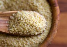 1-angela-sorrentino-bulgur.jpg - Bulgur wheat photo by Angela Sorrentino / Getty Images