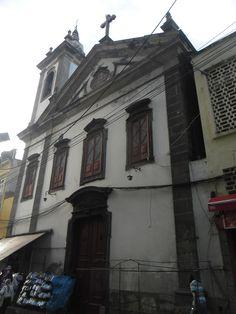 Igreja de Santo Elesbão e Santa Ephigênia_Rio de Janeiro_Brasil