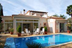 Casa Perola : 3 bedroom villa in Carvoeiro Area, Algarve