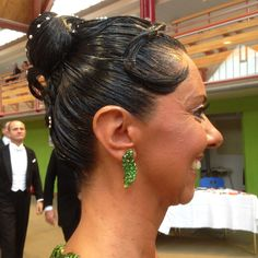 Haarteil von Ines Lang Design Competition Hair, Earrings, Design, Fashion, Ear Rings, Moda, Stud Earrings, Fashion Styles, Ear Piercings