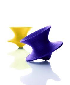 Spun poltroncina rotante design  Thomas Heatherwick per MAgis