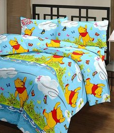 Cartoon Prints Vinnie The Pooh Reversible Blanket-220 TC, http://www.snapdeal.com/product/cartoon-prints-vinnie-pooh-reversible/148873845