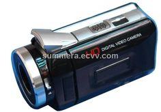 """Digital Camcorder DV HD-6000 720P 3.0"""" Color TFT LCD 5.1MP Black HD6000 (HD6000) - China camera"""