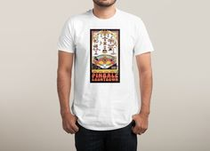 Check out the design Pinball Countdown (1976) by Andrew Steger on Threadless
