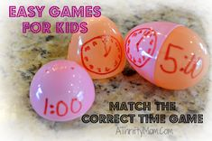 "DON""T toss those plastic eggs, here are 4 ways to use them to help your kids learn and play, games for kids, up-cycle projects"