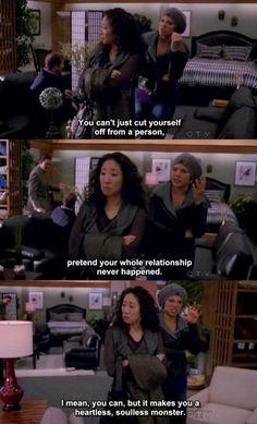 Callie...that's Cristina