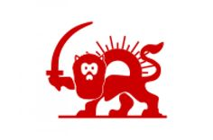 From 1924 to 1980, Iran used a Red Lion with Sun symbol for its national society, the Red Lion and Sun Society, based on the flag and emblem of the Qajar Dynasty.it was formally recognized as a protection symbol in 1929, together with the Red Crescent. it is still recognized by the Geneva Convention as a protection symbol with equal status to the Red Cross, Red Crescent and Red Crystal.