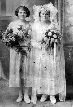 """Five Strategies For Finding Forgotten Females   Every genealogist has at least one. I'm talking about the """"Lost Lizzie"""" or """"Elusive Edna"""" whose maiden name is left blank in your family tree"""
