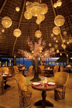 #iheartPuertoVallarta  El Patio Mexican restaurant at Dreams Puerto Aventuras can we say romantic!