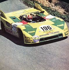 Porsche 908 MK 3 (c.1973) alpha auto c.1976