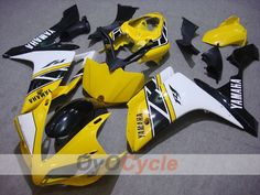Injection Fairing kit for 07-08 YZF-R1 - SKU: OYO87900871 - Price: US $549.99. Buy now at http://www.oyocycle.com/oyo87900871.html