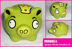 angry birds cerdito / piggy 2   Flickr - Photo Sharing!