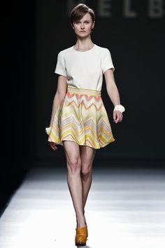 Teresa Helbig - Madrid Fashion Week O/I 2014-2015 #mbfwm