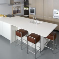 Fancy At Imm Cologne Kemie introduces first solid ceramic worktop