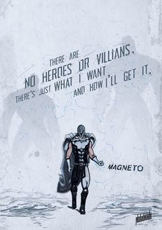 Uni ProjectObjective:These posters are to introduce MARVEL heroes to new or potential comic readers at the San Diego Comic con, possibly making them further interested in MARVEL's universe. Serie Marvel, Marvel Heroes, Marvel Comics, Marvel Villains, Marvel Characters, X Men Quotes, Erik Lehnsherr, Comic Books Art, Comic Art
