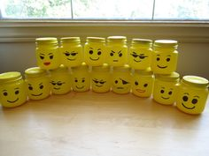 Lego Birthday Party favors!