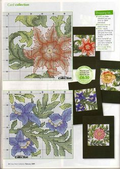 Cross Stitch Collection 167 2009. Обсуждение на LiveInternet - Российский Сервис Онлайн-Дневников