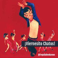 ¡Viernes y Cantinflas lo sabe!