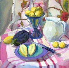 Still Life Paintings || Mary Michaela Murray || Charlottesville, VA