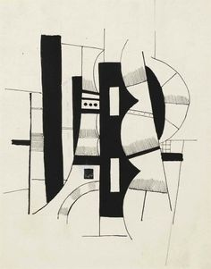 Fernand Leger, Composition, 1919